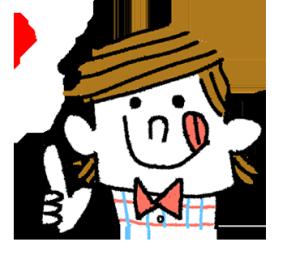 コチちゃんソバちゃん