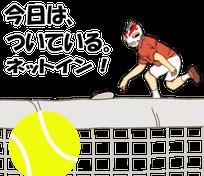 テニスプレーヤーにしきごい