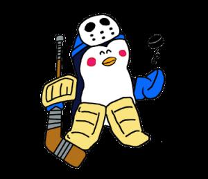 ペンギンずホッケー