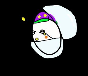 名古屋弁の玉子さん