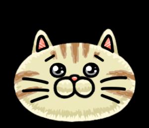 つぶらねこ トラ猫シリーズ