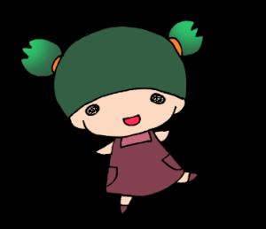 ササダンゴの女の子 ささちゃん