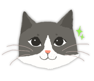 猫さん。 いろんな表情の猫
