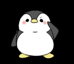 しろくまちゃんとペンギンくん