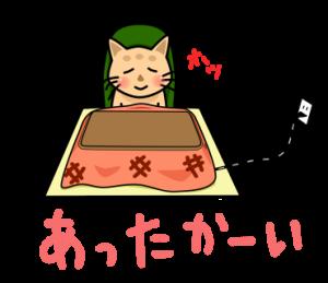 猫助太郎介のSticker