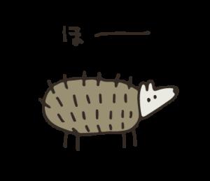 いろいろ動物の日常スタンプ2