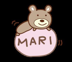 まりちゃんクマ