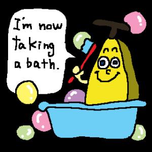 アメリカン バナナ♪
