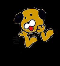 マッチョ犬