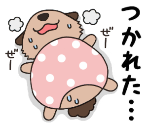 シンバくんのダイエット大作戦!!