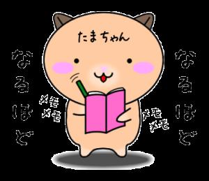【たまちゃんが使う】専用名前スタンプ2