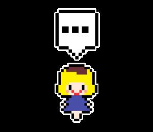 リンとマリ ドット版