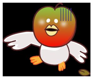 トリンゴちゃん
