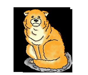 忠犬わんこスタンプ