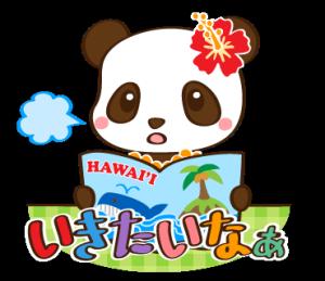 アロハ★パンダ