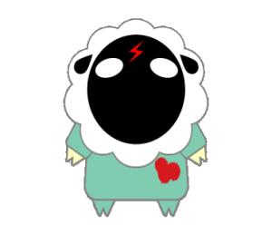 やぶ医者 羊のロロ先生