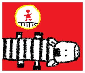 信号と動物