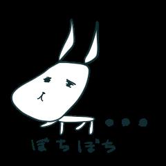 うさぎっぽい犬