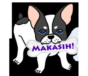 """Mametaro"" of the puppy (Indonesia ver.)"