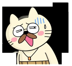 猫のニャモメさん #2
