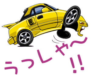 I love the car 2