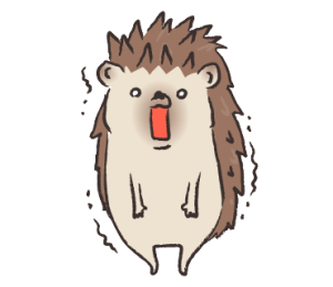 Lemo of the hedgehog