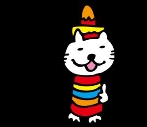 """大きな絵で伝わる!!メキシコ猫""""モリス"""""""