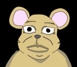 いけぬマウス