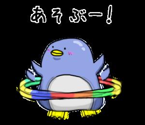 シンプルに伝わる!ペンギンで日常会話
