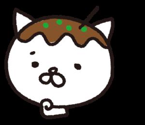 関西弁スタンプ ニシのネコ