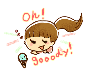 Uchi Stickers (English)
