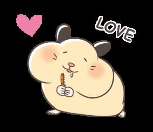 Syrian hamster MUGI [English version]