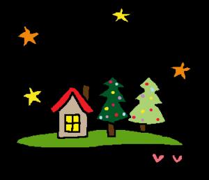 クリスマス スタンプ♪
