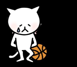 バスケ大好きにゃんこ【練習・試合編】