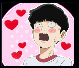 TVアニメ モブサイコ100 公式スタンプ