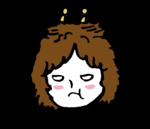 Miss.クセ毛さん